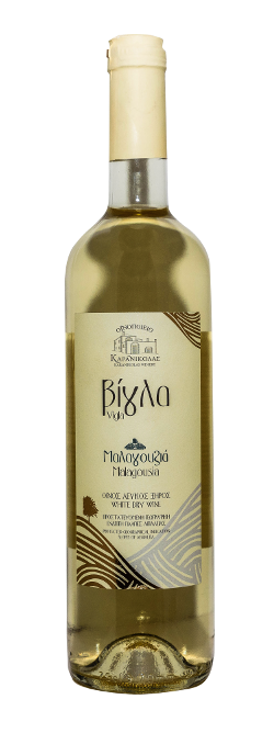 Βίγλα Μαλαγουζιά Λευκό κρασί ΚΚαρανικόλας Αιγιάλεια | Malagouzia Vigla Karanikolas Aigialeia